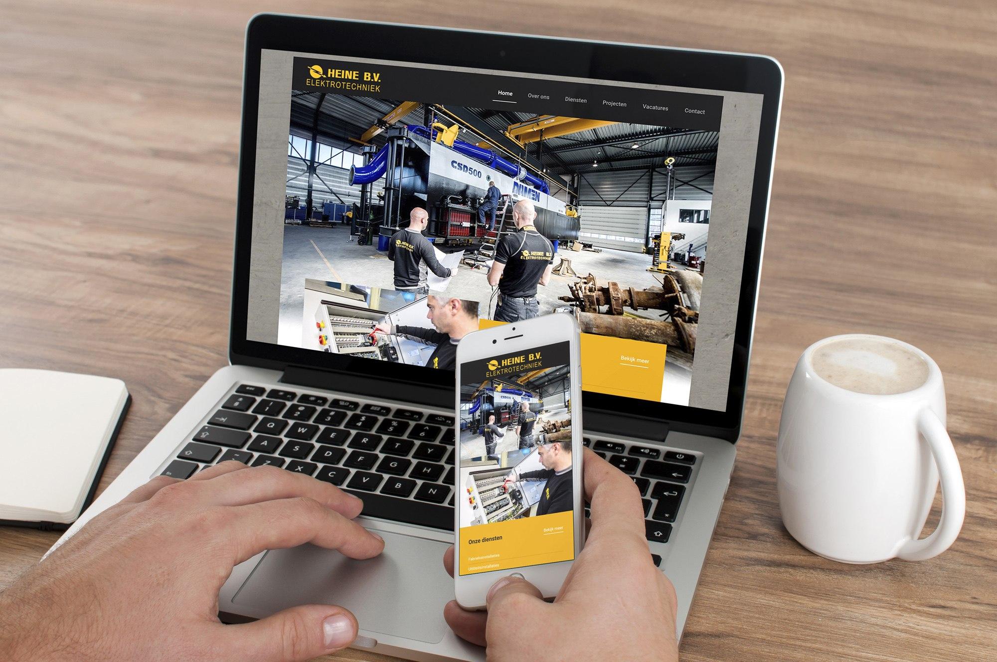 Heine Webdesign